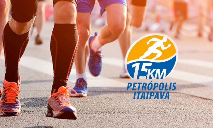 Corrida 15km Petrópolis – Itaipava