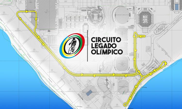 Inauguração do Circuito Legado Olímpico